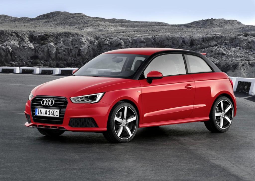 Audi A1, due nuove motorizzazioni nella gamma: 1.0 da 95 CV e 1.8 da 192 CV