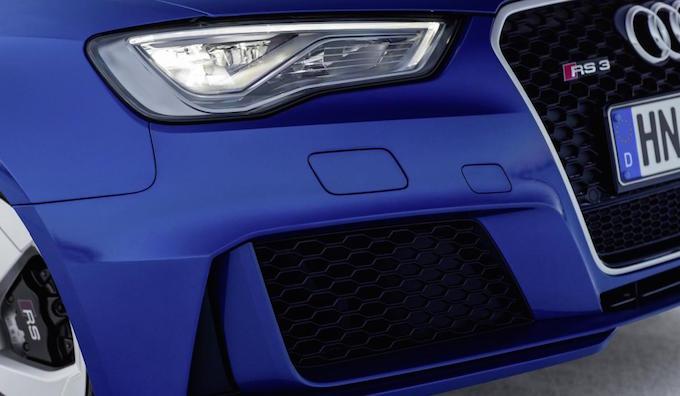 Audi RS3 Sedan, la super berlina compatta sbarcherà negli Stati Uniti