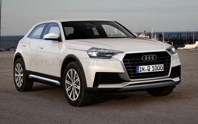 Audi: smentita la produzione di una rivale della BMW Serie 2 Active Tourer