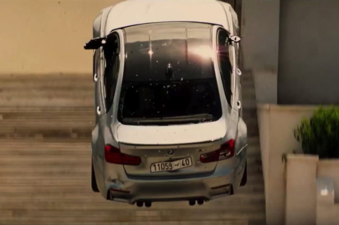 BMW M3: Mission Impossible nel nuovo trailer di Rogue Nation [VIDEO]