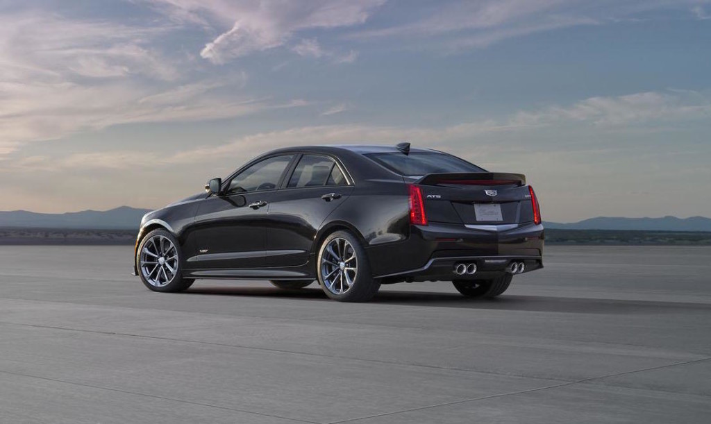 Cadillac ATS-V, più veloce e potente del previsto?