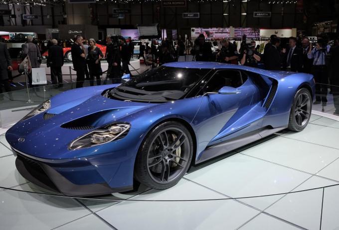 Ford GT: informazioni sul prezzo e la commercializzazione