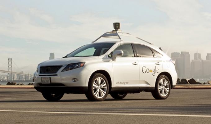Auto senza conducente nelle nostre strade nel 2020, parola di Google