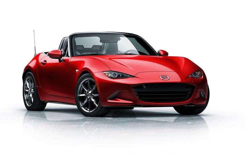 Mazda MX-5, svelati i dati relativi al peso per il modello americano