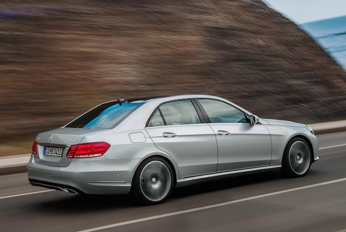 Mercedes Classe E, fino a 150 kg in meno per la futura generazione