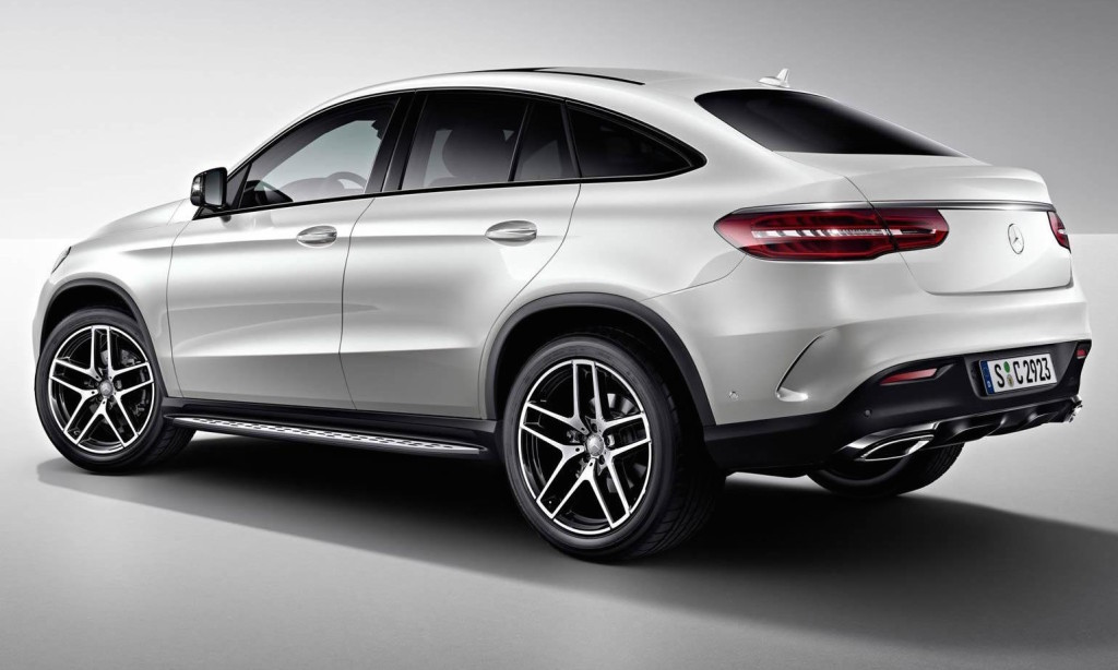 Mercedes Gle Coupe Disponibile Ora Con Night Package