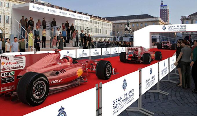Parco Valentino: Torino festeggia il ritorno del salone dell'auto