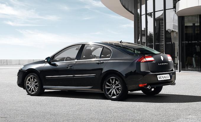 Renault Laguna, la sostituta prossima alla presentazione?