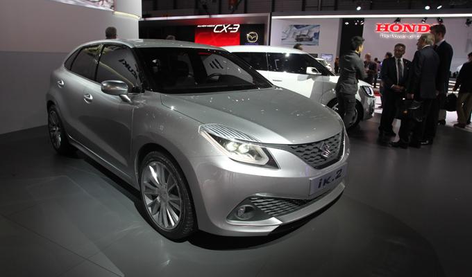 Suzuki iM-4 e iK-2 Concept - Salone di Ginevra 2015
