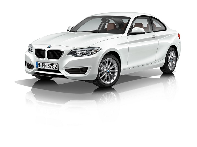 BMW Serie 2 Coupe 2015