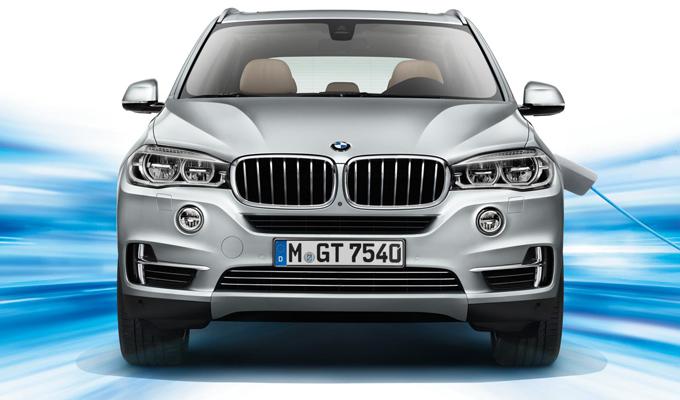 BMW X5 xDrive40e: una nuova definizione di efficienza [VIDEO]