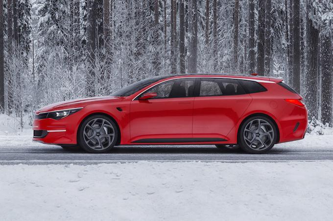 Kia Optima, non ci sarà una variante station wagon