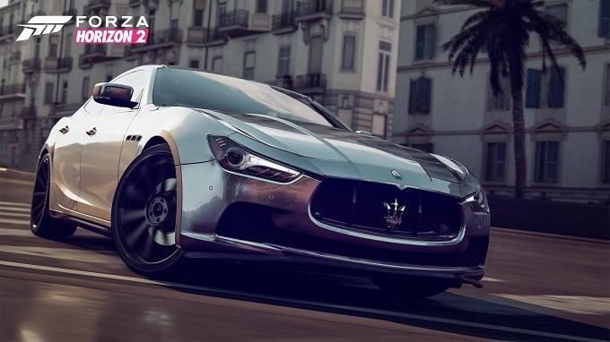 Maserati Ghibli S, la berlina di lusso è una delle otto sorelle del Furious 7 Car Pack