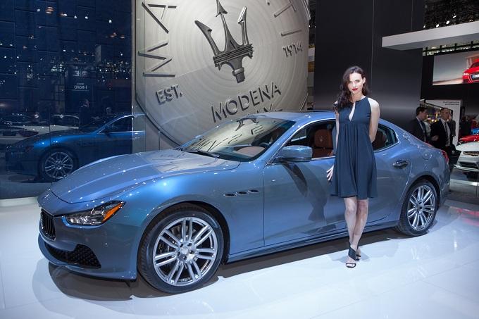 Maserati Sotto La Firma Ermenegildo Zegna Al Salone Di