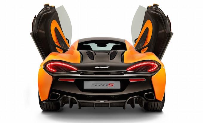 McLaren, un modello quattro posti non è da escludere