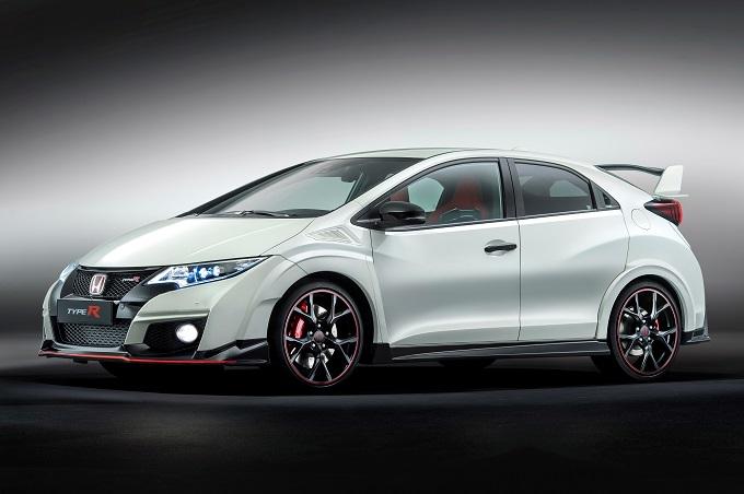 Honda annuncia prezzo e dotazioni della nuova Civic Type R