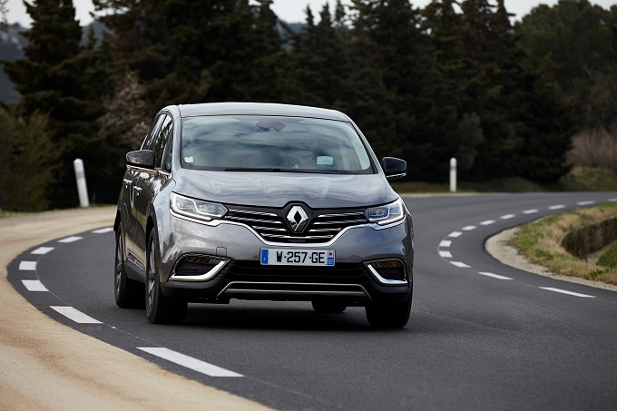 Nuovo Renault Espace 09.04.2015