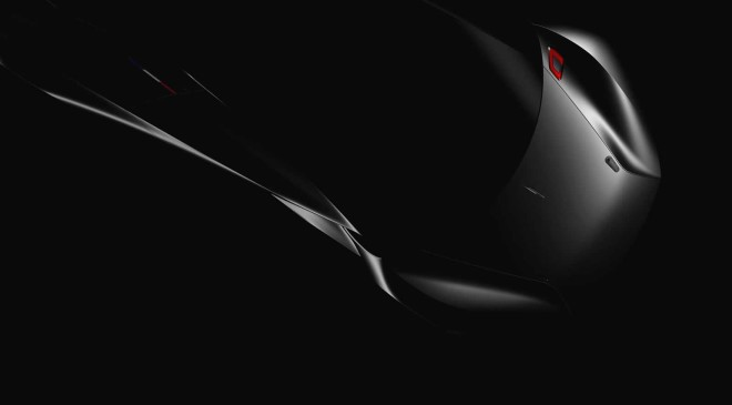Peugeot supercar concept - teaser (1)
