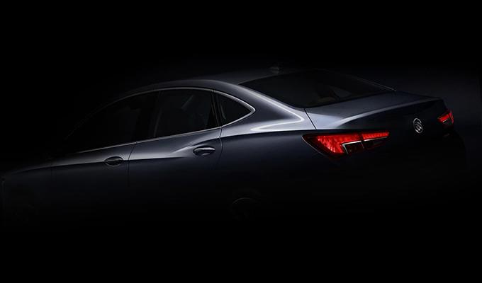 Buick Verano, ecco il primo teaser della futura Opel Astra Sedan