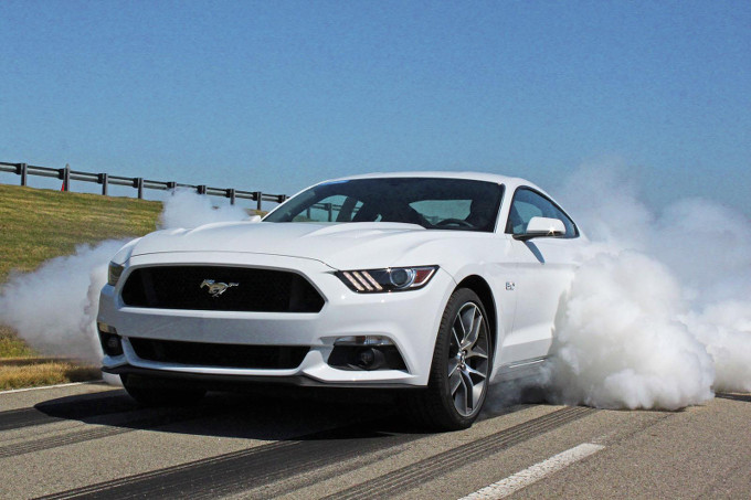 Ford Mustang MY2015