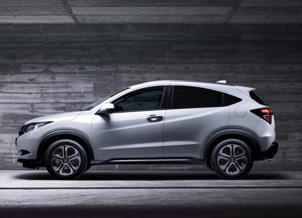 Nuovo Honda HR-V strizza l'occhio all'efficienza