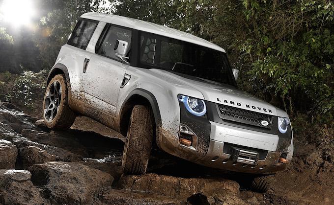Land Rover Defender, indiscrezioni sulla prossima generazione