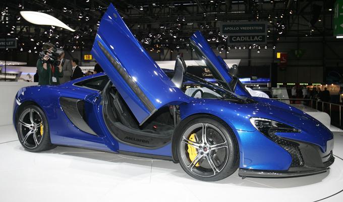 McLaren: potrebbe arrivare una versione ibrida della 650S un domani
