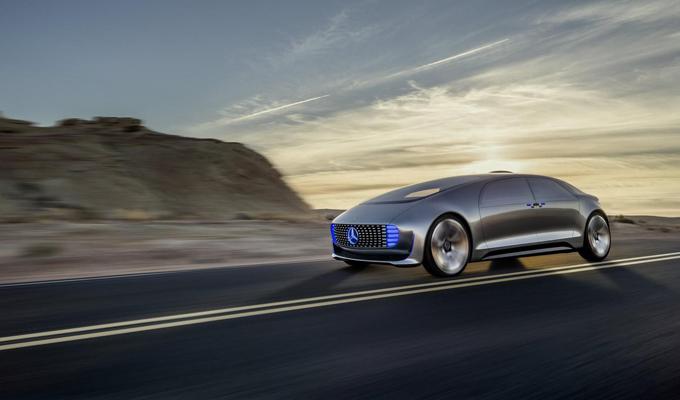 Mercedes: potrebbero esserci anche vetture AMG a guida autonoma in futuro