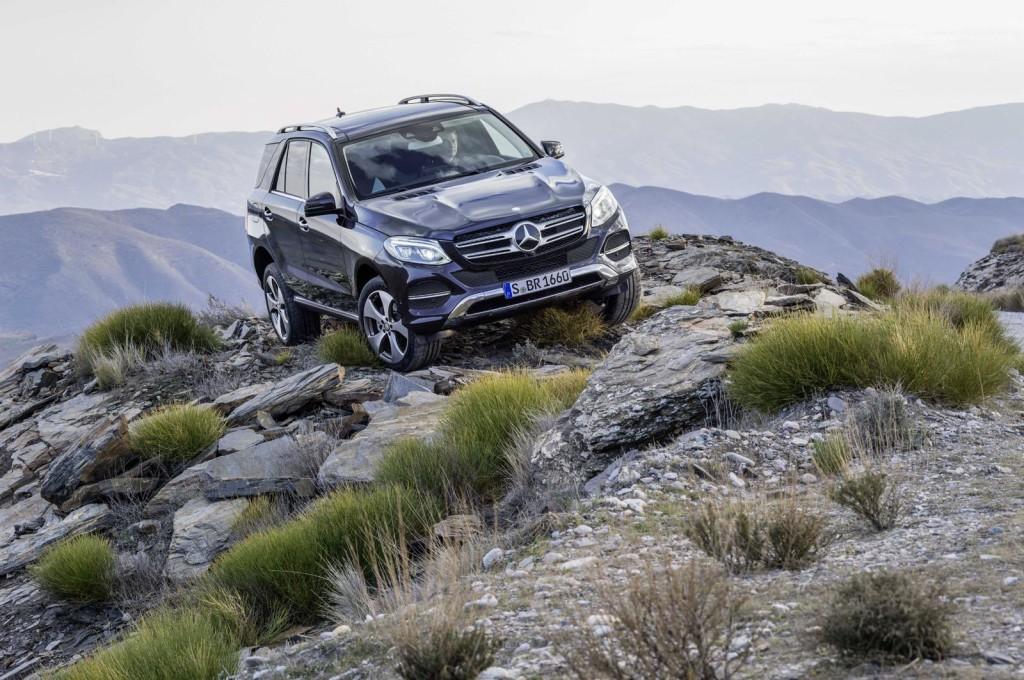 Mercedes GLE, prezzi in Germania a partire da poco meno di 54.000 euro