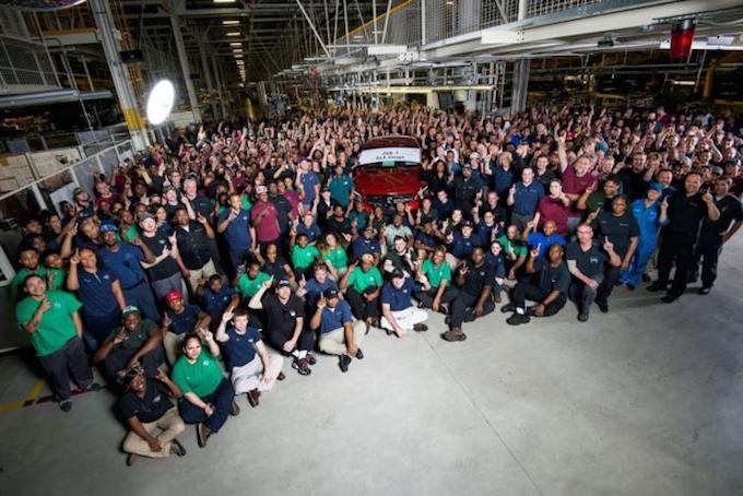 Mercedes GLE Coupé, parte la produzione