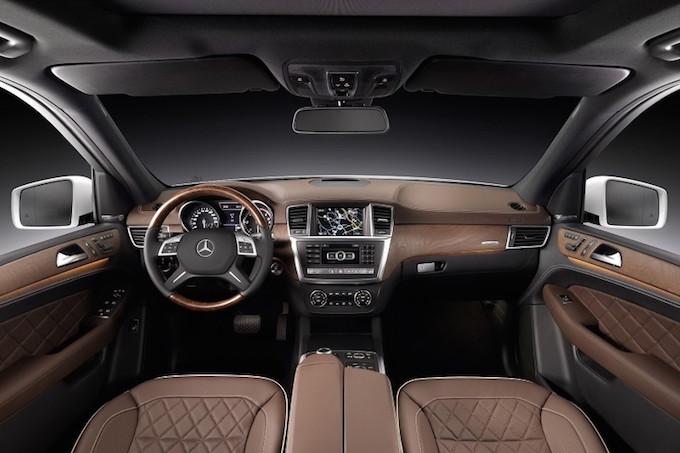 Mercedes Gls Coupe >> Mercedes GLS arriverà a dicembre 2015