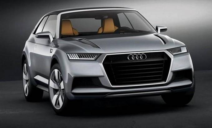 Audi Q8 arriverà nel 2019, lo ha annunciato la Casa dei Quattro Anelli