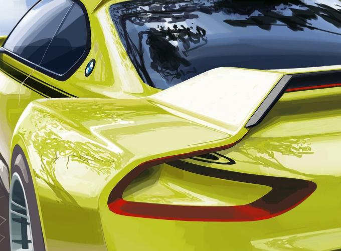 BMW 3.0 CSL Hommage, a Villa d'Este arriva il tributo alla mitica coupé degli anni Settanta