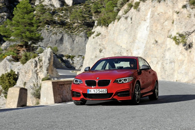 BMW Serie 2 Gran Coupé, sarà dotata della trazione anteriore?
