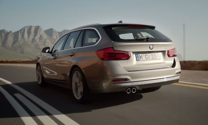 BMW Serie 3 MY 2015: i modelli Sedan e Touring protagonisti del launchfilm [VIDEO]