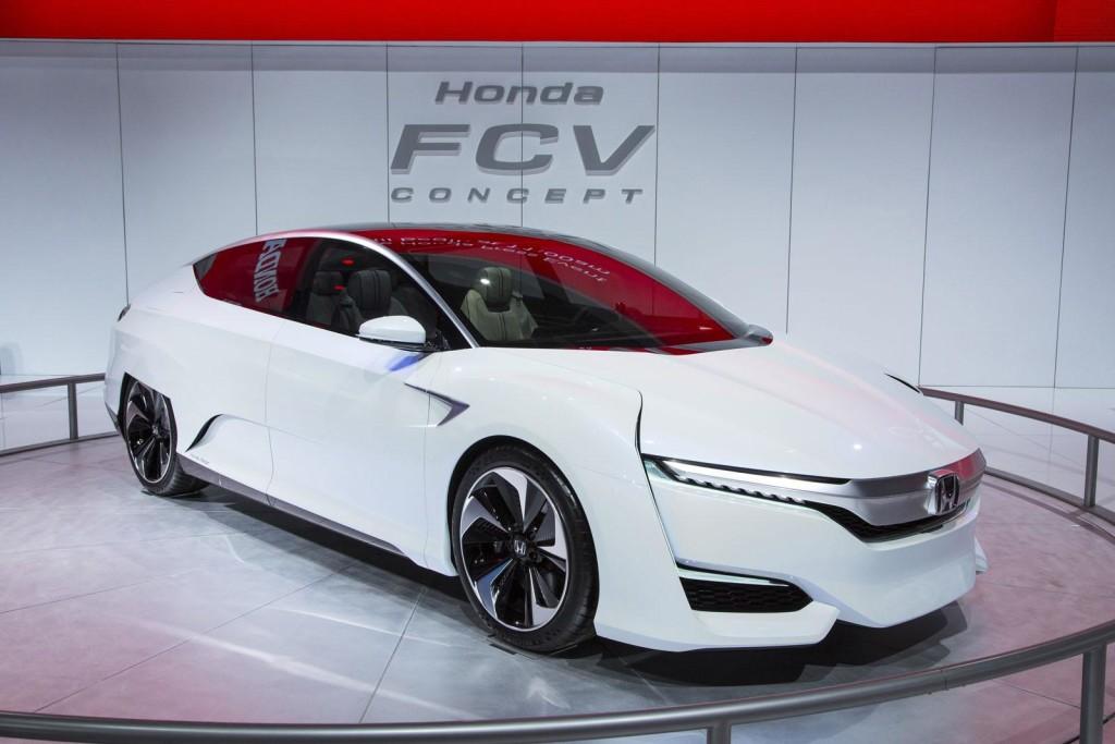 Honda vuole lanciare veicoli a celle a combustibile prima del 2020