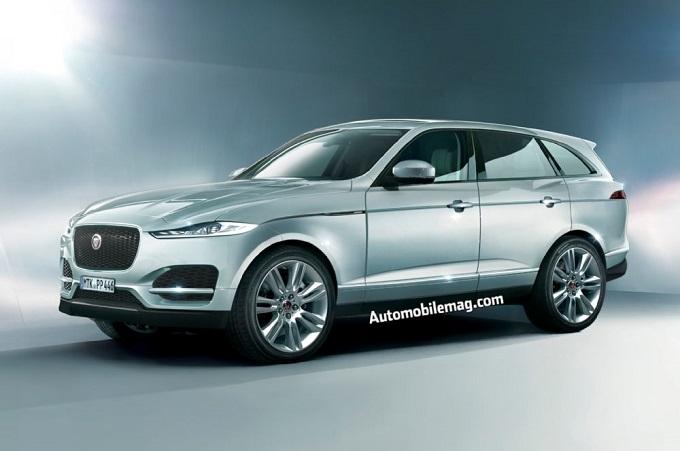 Jaguar J-Pace, il nuovo crossover britannico è sempre più vicino