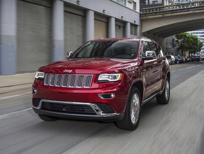 Jeep, Sergio Marchionne apre la caccia alla Range Rover