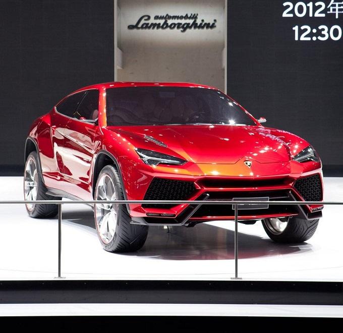Lamborghini Ufficializza L Arrivo Del Suo Nuovo Suv Per Il