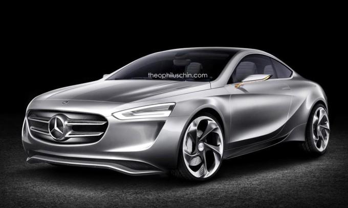 Mercedes Classe A Coupé, la rivale dell'Audi TT immaginata in un nuovo rendering