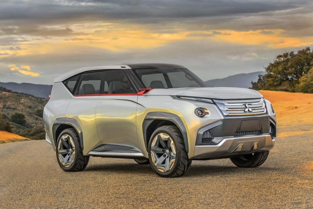 Mitsubishi Pajero, il nuovo modello atteso nel 2017 con sistema ibrido plug-in