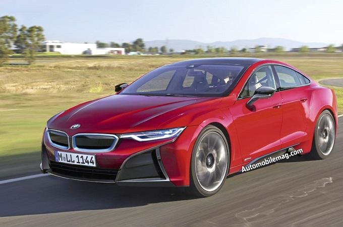 BMW i5, il progetto si salverà e si farà