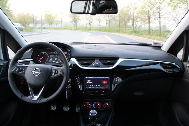 Opel corsa 1 0 turbo 115cv spirito giovane da adam for Interno 5 b b roma