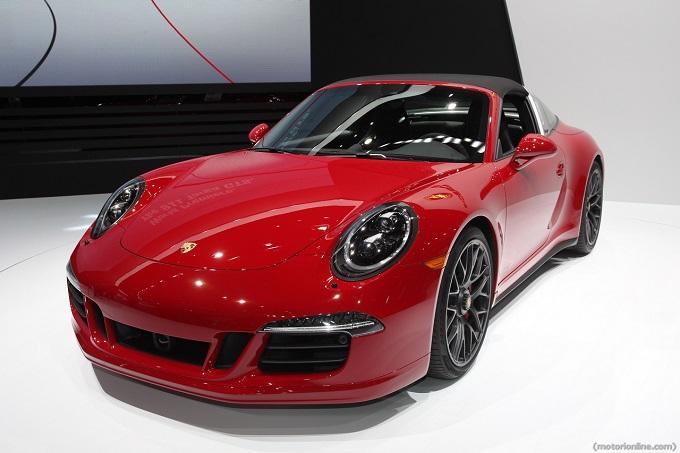 Porsche GTS, tutti i modelli della gamma in un nuovo spot [VIDEO]