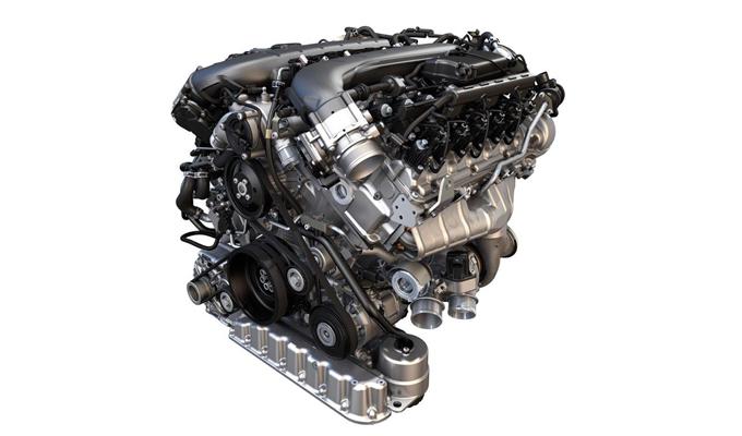 Volkswagen - nuovi motori 6.0 litri W12 TSI e 1.0 tre cilindri TSI