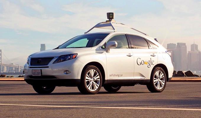 Auto a guida autonoma: qualche piccolo incidente durante i test