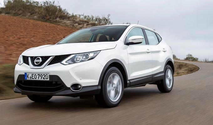 Nissan: variazioni nei listini delle vetture Qashqai e X-Trail Euro 6