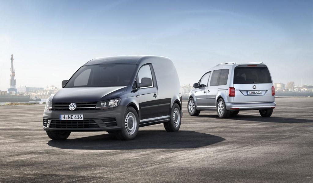 Nuovo Volkswagen Caddy: informazioni per il mercato italiano
