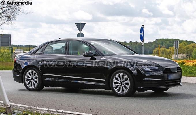 Nuova Audi A4 e A4 Avant, arrivano due nuovi VIDEO teaser a tre giorni dal lancio