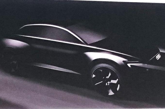 Audi Q6, prevista anche la versione plug-in ibrida e a idrogeno